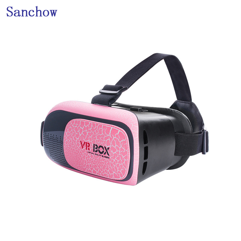 Sanchow VR3D virtual reality glasses 3D digital machine glasses containing VR resources