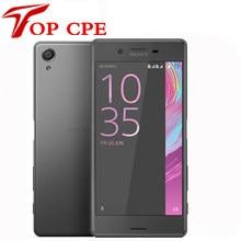 Sony – smartphone Xperia X F5121 débloqué, téléphone portable, 3 go de RAM, 32 go de ROM, écran 5.0 pouces, Android, hexa-core, caméra 23mp, Sim unique, WIFI 1080P, Original