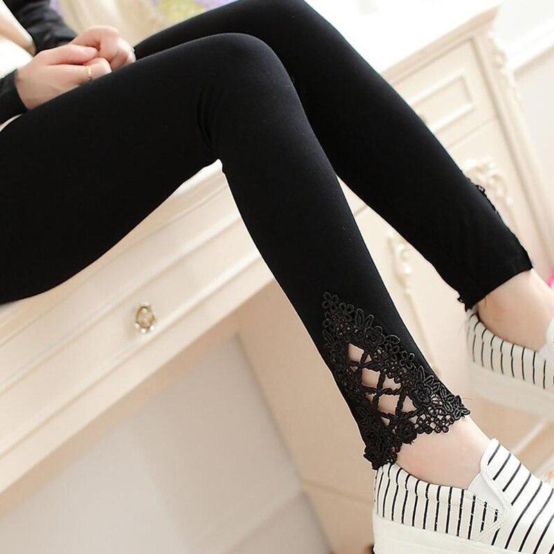 summer   leggings   S- 7XL   leggings   women cotton   legging   pants plus size women's jeggings solid color 7XL 6XL 5XL 4XL 3XL XXL XL L M