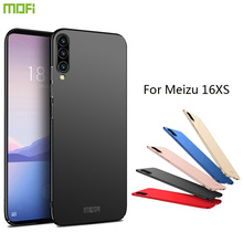 MOFi For Meizu 16XS Case Cover Hard PC Back Protective Phone Cases