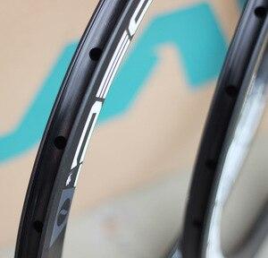 """Image 3 - DECA 20"""" 1 1/8"""" Alloy Rim 22"""" 451 406 20H 24H for Minivelo Mini Velo Folding Bike V  Caliper Disc Brake Rims Seemless Weld"""