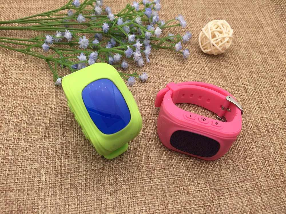 Slimy Kids Smart Watch GPS Q50 Smart Baby Watch Q50 Support SOS Call Location Finder Tracker 2G SIM Card Answer Call Smartwatch