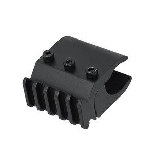 Sight Bracket Range Converter 20 mm Track Base Adapter Laser Aiming Base Flashlight Scope Mount Airsoft Rifle Accessories