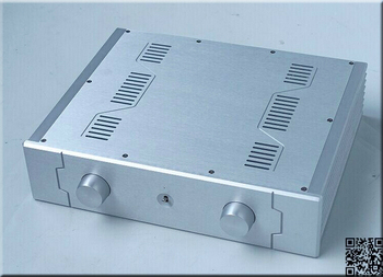 430 * 105 * 340mm BZ4310C all-aluminum combined preamplifier chassis / AMP Shell / DIY box