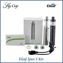 100% Original Eleaf iJust S Kit with 3000mah iJust S Battery and 4ml iJust S Atomizer For Electronic Cigarette Starter Vape Kit