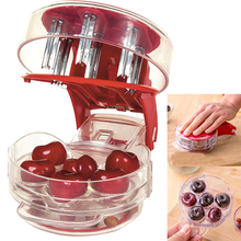 Cherries Pitter Seed Removing Home Travel Fruit Stone Extractor Remove Cherry Bones Kitchen Tools Accessories Gadgets