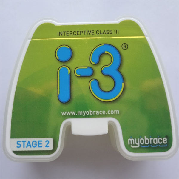 Myobrace Interceptive Class III i-3 trainer/Original MRC I-3 Orthodontic Teeth Trainer anti jaw orthodontic teeth trainer i3 mrc trainer appliance i3 for interceptive class iii i3 trainer for class iii correction
