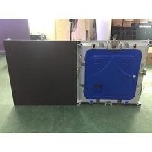2 pièces 640x640mm P2.5mm intérieur panneaux daffichage led, 1 pièces wifi, USB, carte de contrôle RJ45, écran daffichage led pour intérieur