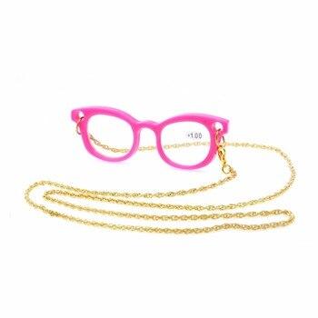 f3024b4cea NR001 Eyekepper Mini lectores collar gafas de lectura + 0,50 ----- + 4,00
