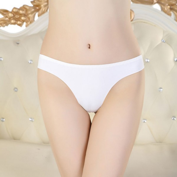 ac912aa07 Sexy Women Lady V-string Panties Briefs Thongs G-String Knickers Comfy  Underwear
