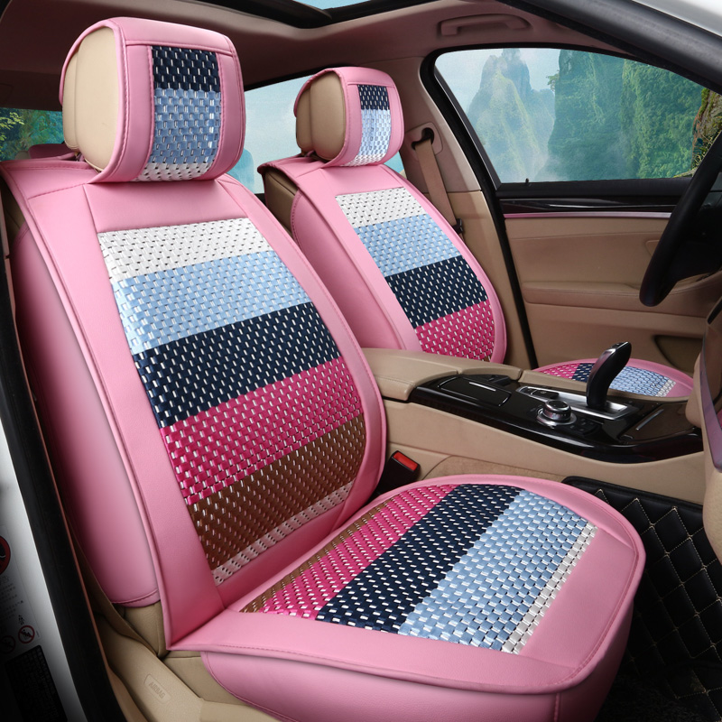 Car Seat Cover Cute Girl Women Accessories For Ford