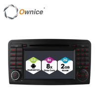 Ownice C500 Android 6 0 Octa Core Car DVD Player GPS For Mercedes ML W164 2005