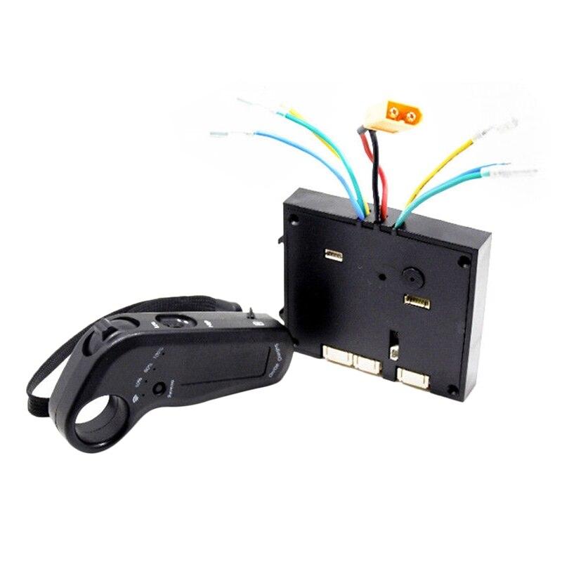 New 24 / 36V Dual Motor Electric Skateboard Controller Electric Skateboard Wheel Hub Speed Controller