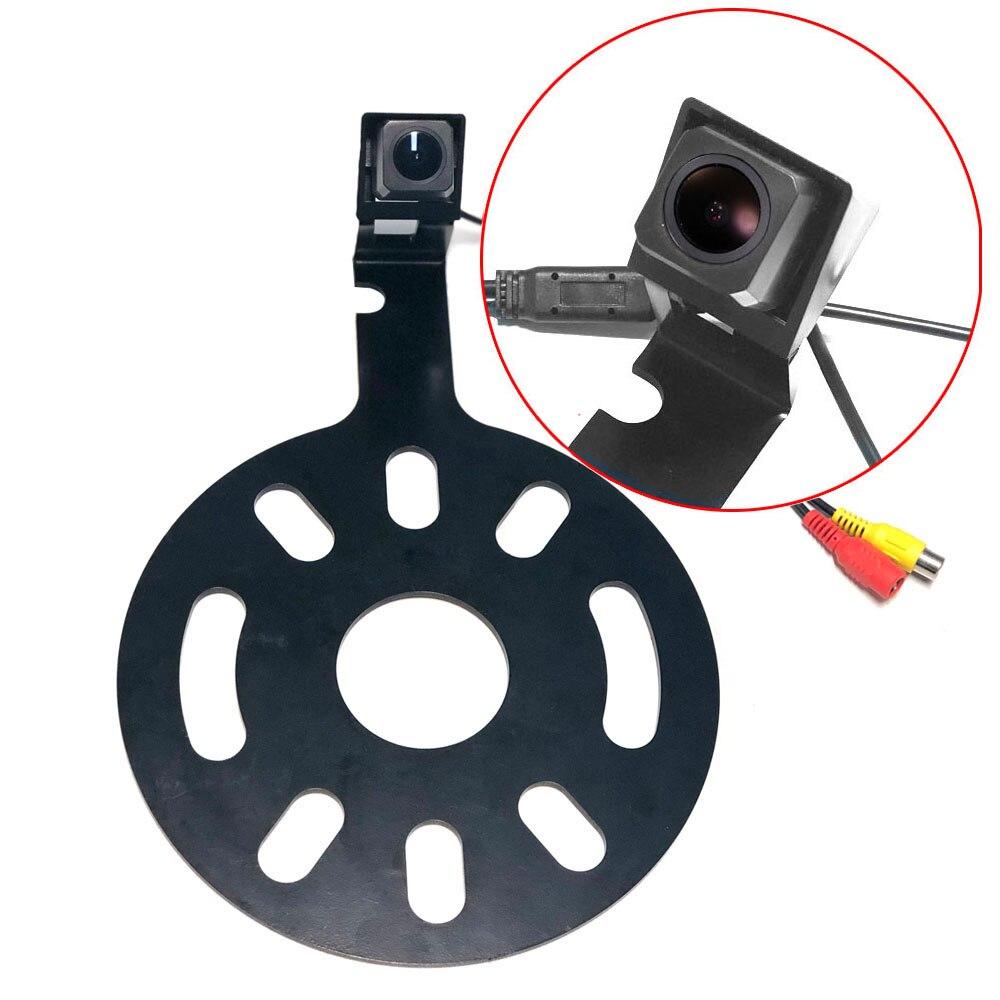 1280*720 Pixels 1000TV ligne 170 Arrière de Voiture Vue Arrière Caméra de Recul pour Jeep Wrangler Willys Unlimited Sahara De Rechange pneu Rubicon