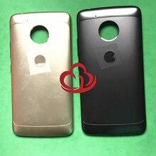 10 stücke Zurück Batterie Abdeckung Gehäuse Für Motorola Moto G5 XT1685 1672 1670 1671 Hintere abdeckung