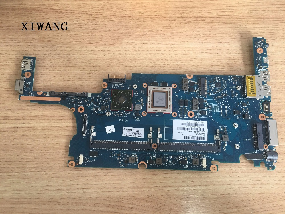 802505-001 Free Shipping 6050A2631301-MB-A02 laptop motherboard 802505-501 FOR HP 725-G2 825 G2 motherboard A6 Pro-7050B CPU 743703 601 743703 501 free shipping laptop motherboard 743703 001 for hp m4 242 g2 6050a2593401 mb a02 100