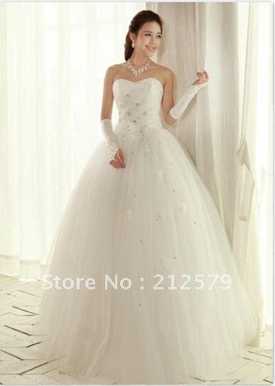 2012 new sweet princess heart shaped diamond wedding dress for Heart shaped wedding dress