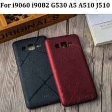 Caixa do telefone de luxo para samsung galaxy grand duos i9080 i9082 gt neo i9060 S6 S7 J710 G530 A5 J5 A510 J510 Casos Capa Mole Shell