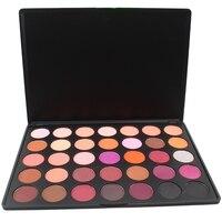 ISMINE Gratis Verzending 35 Kleur Oogschaduw Make Up Pallete 35N Oogschaduw Palet Cosmetica kit Kwestie Glitter