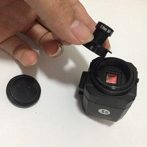Image 2 - C أو CS جبل إلى M12 عدسة محول محول حلقة CS كاميرا إلى M12 عدسات واسعة النطاق ل AHD سوني CCD TVI CVI صندوق كاميراكاميرا دعم