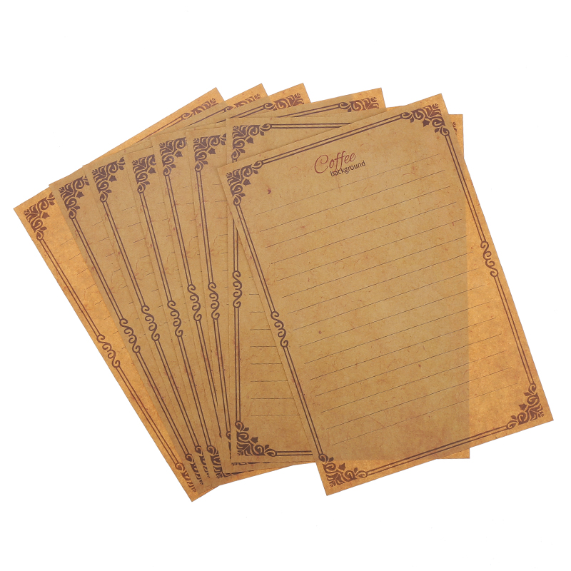 best stationery for writing letters