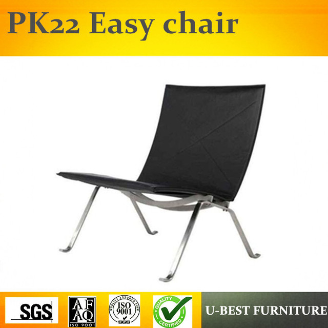 U BEST Replica Modern Classic Furniture PK22 Easy Chair By Poul Kjaerholm