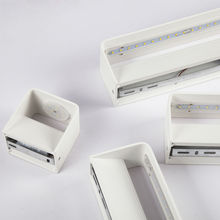 LED Wall Lamps Modern Simple Bedroom Lights with Aluminum Material