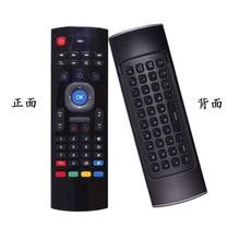 цена на REDAMIGO Wireless Portable Keyboard Controller Air Mouse 2.4G Wireless Remote Control for Smart TV Android TV box mini PC RCLMX3