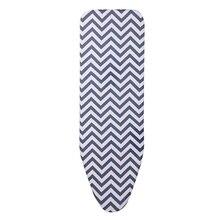 Полосатый хлопок утолщаются держатель ткани защитный Утюг складной легкий складной регулируемый стол верхняя одежда