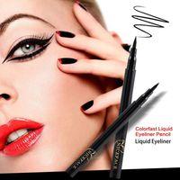 Waterproof Professional Eyeliner Pencil Long-lasting Black Eye Liner Pen Thin Lines Quick-dry Makeup Cosmetic