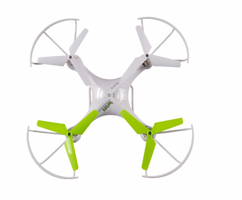 YD-212 RC dron with WIFI camera wireless remote control drone quadcopter helicopter