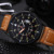 Marca relógios men quartz hour data relógio naviforce masculinos esportes relógio ocasional militar dos homens relógio de pulso relogio frete grátis para regulador