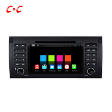 Quad Core HD 1024X600 Android 5.1.1 Car DVD Player for BMW E39 M5 X5 with Radio GPS Navigation, Support Mirror Link SWC