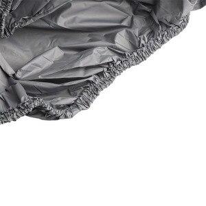 Image 5 - 방수 방진 외부 멤브레인 전체 자동차 커버 자외선 방지 패브릭 통기성 야외 비 눈 얼음 방지 S M L 뜨거운 판매
