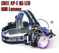 AloneFire HP81 Headlight Cree XP-E Q5 LED 600LM Energy saving CREE led Headlamp light for 1/2 x18650