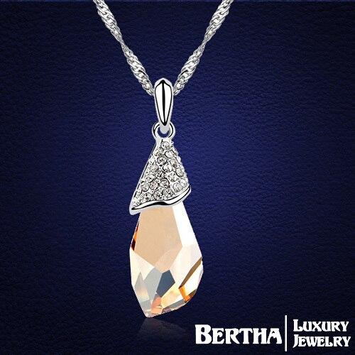Роскошные колье ожерелье ошейник с элементами Swarovski кристаллы для женщин ожерелья заявление ювелирные изделия аксессуары подарок на день рождения