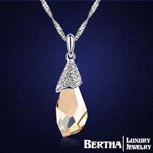 Роскошное колье чокер с кристаллами swarovski женские ожерелья
