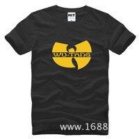 Wu Tang Clan Classic W Logo RAP HARDCORE HIP HOP Mens Men T Shirt Tshirt Fashion