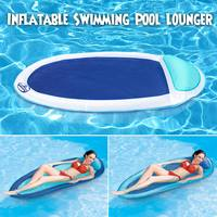 Strong Toyers Pool Floating Swimming Seats Amazing Bed Noodle Chairs net Swimming Ring Stick Pool Fun Chair Pool & Accessories