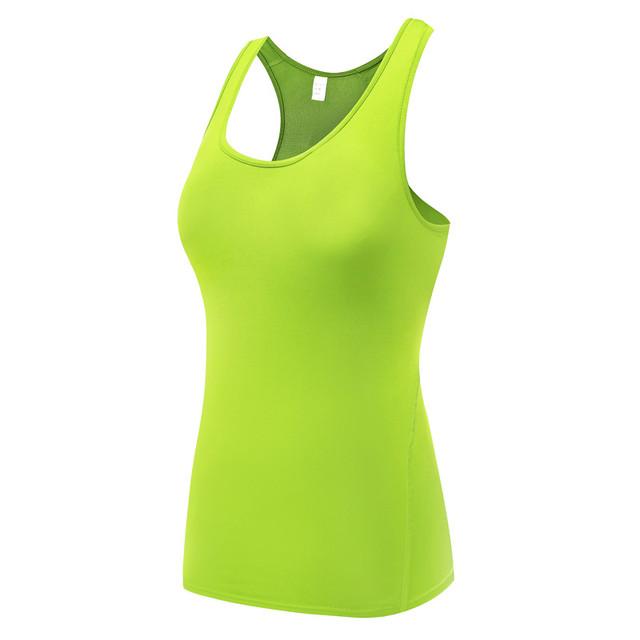 Fitness Gym Tank Top Elastic Sleeveless Vest 50% OFF