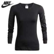 Original New Arrival  NIKE  Women's T-shirts Long sleeve Sportswear