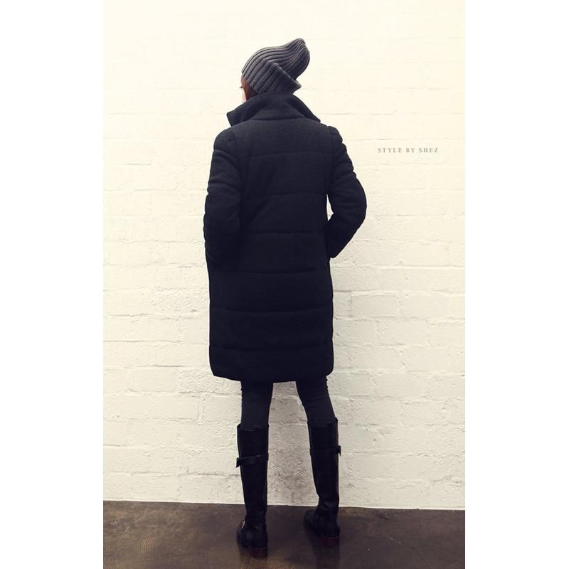Veste Vêtements Dames Mode D'hiver Épaississement apricot Outwear Black Down Femmes Parka Plus Chaud Dl1402 Long Parkas Manteaux De Femme Gros 45Fq0cZ