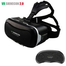Newest Wearable 3D Glasses VR BOX Upgraded Version Virtual Reality 3D Video Glasses 4.7-6.0 Inch for iPhone/Android/Movies