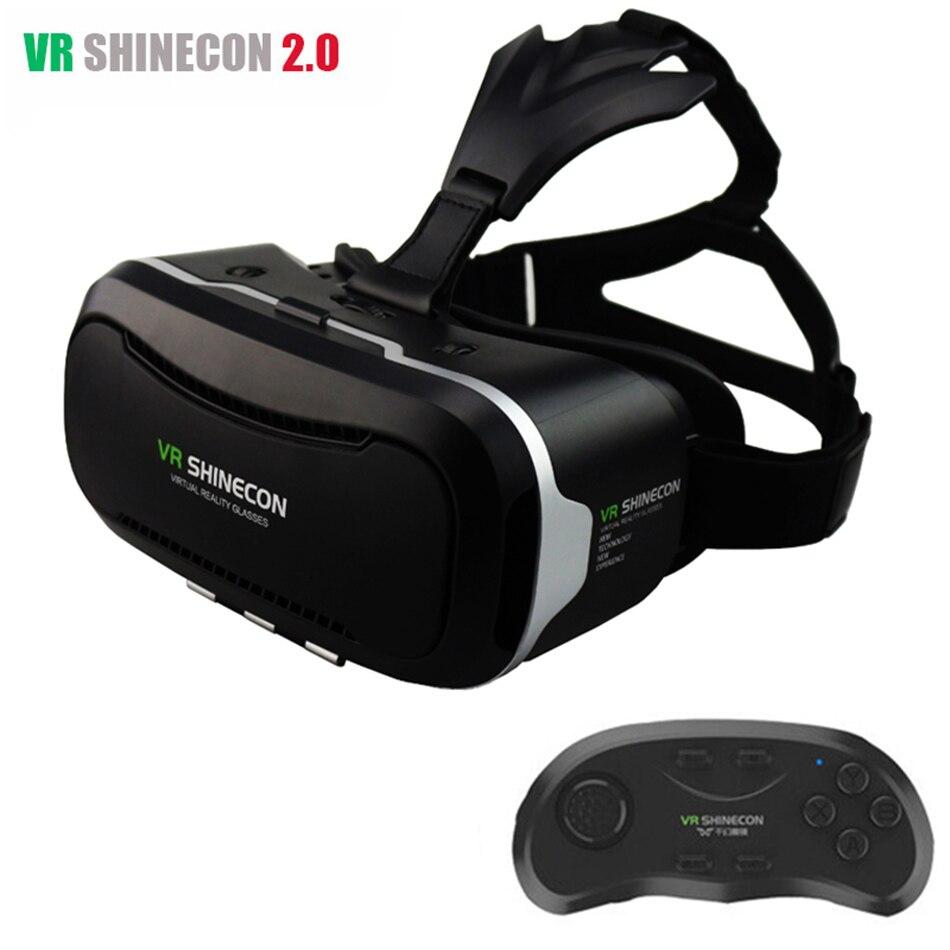 Caixa de Óculos de Vídeo Polegada para Iphone 3d de Realidade Mais Recente Wearable Versão Atualizada Virtual 4.7-6.0 – Android Filmes vr 3d