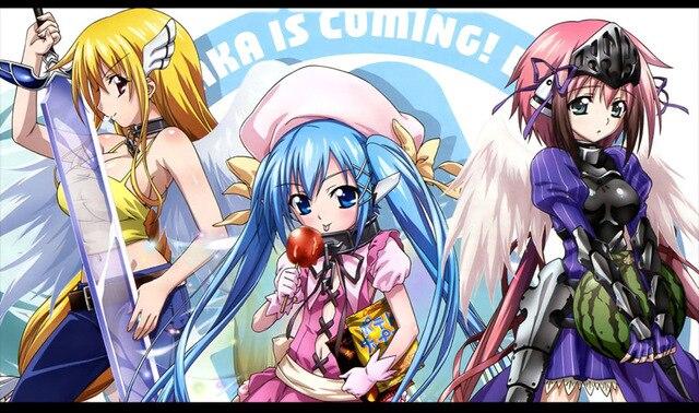 Sora No Otoshimono For Yu Gi Oh Japanese Anime Mtg Cardfight
