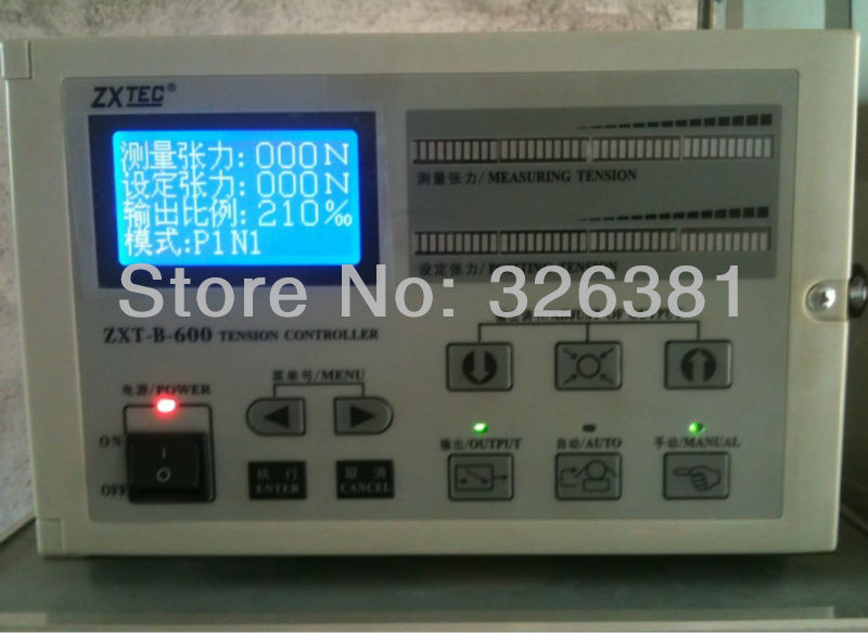 HAITAi-B-600 ZXT-B-600 Automatikus feszültségszabályozó eszköz - Mérőműszerek - Fénykép 1