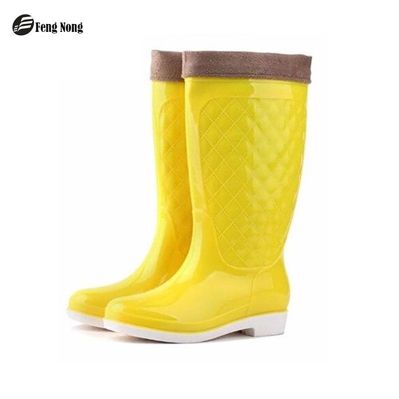 Popular Mid Calf Rain Boots-Buy Cheap Mid Calf Rain Boots lots ...