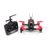 Walkera Rodeo 110 RC Drone 110mm Mini Drone 600TVL HD camera 2.4GHz 7CH FPV Racing Quadcopter Brushless ARF/ RTF Version