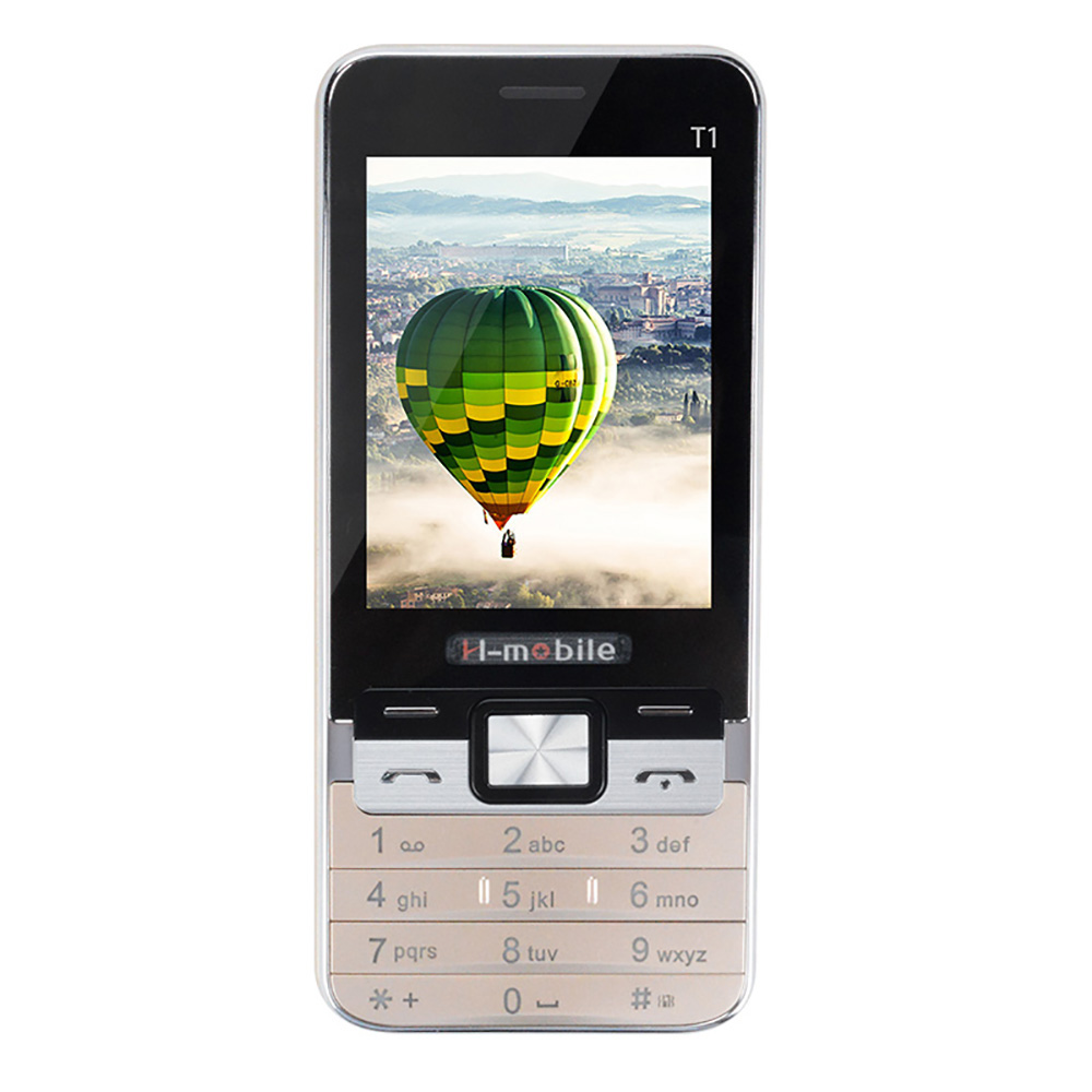 H Mobile T1 Phone with Dual SIM Card Bluetooth Flashlight MP3 MP4 FM Camera2 8 inch