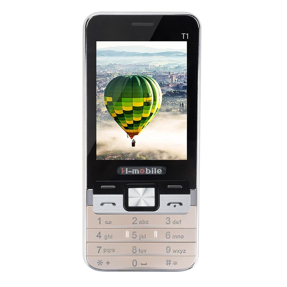 H Mobile T1 Phone with Dual SIM Card Bluetooth Flashlight ...
